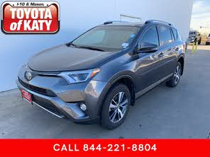 Toyota Of Katy >> 2018 Toyota Rav4 For Sale In Katy Tx Cargurus