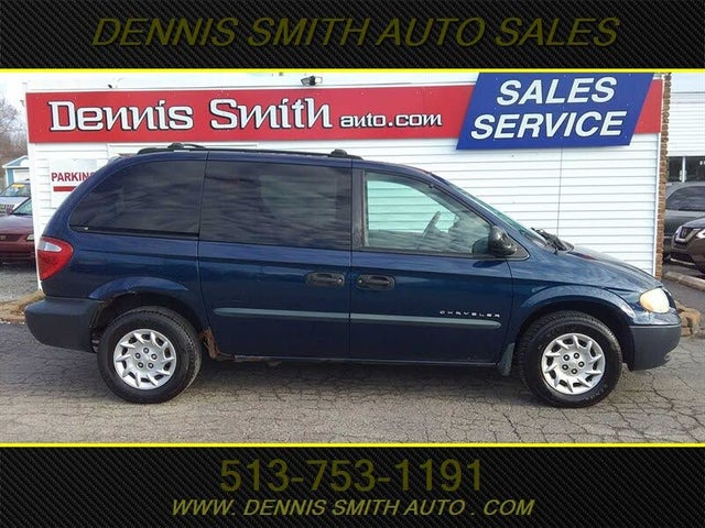Used 2000 Chrysler Voyager For Sale With Photos Cargurus