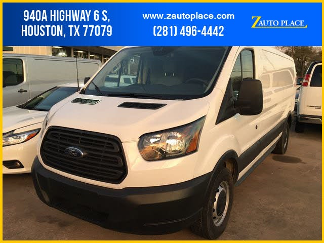 2017 Ford Transit Cargo 350 3dr LWB Low Roof Cargo Van with 60/40 Passenger Side Doors