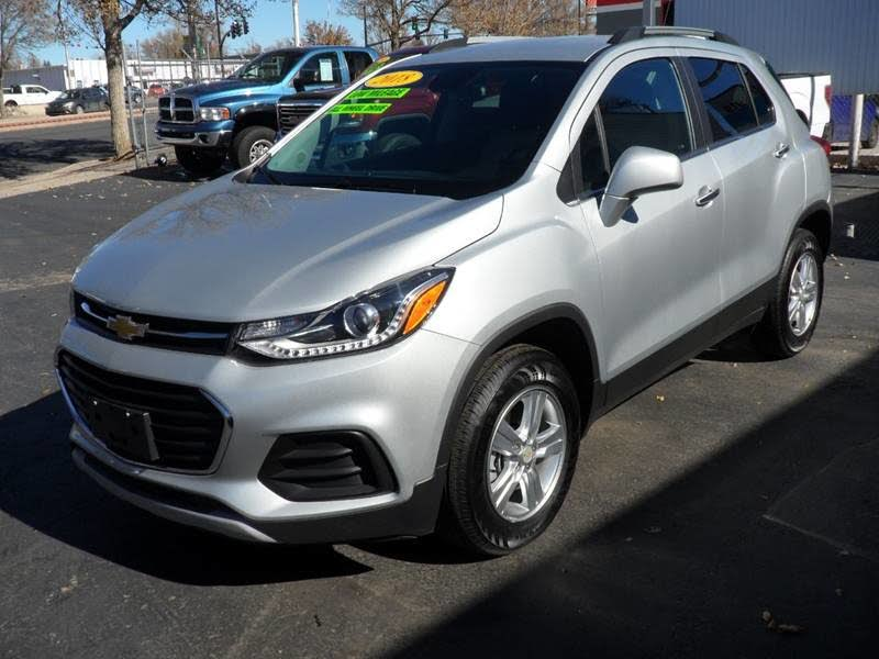 2018 Chevrolet Trax Lt Awd For Sale In Colorado Springs