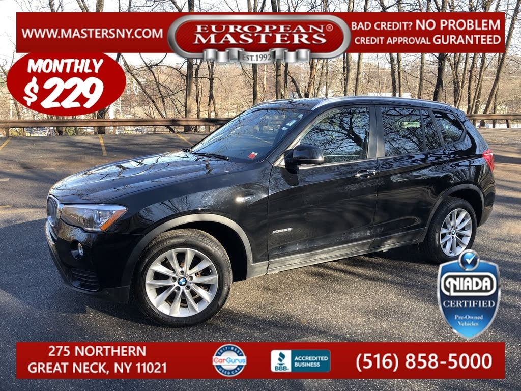 Used Bmw X3 For Sale With Photos Cargurus
