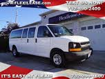 2016 Chevrolet Express Cargo 2500 Extended RWD with Paratransit