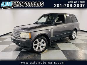 2005 Range Rover For Sale >> 2006 Land Rover Range Rover Supercharged