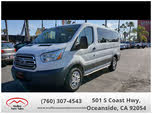 2015 Ford Transit Passenger 150 XLT Low Roof RWD with 60/40 Passenger-Side Doors