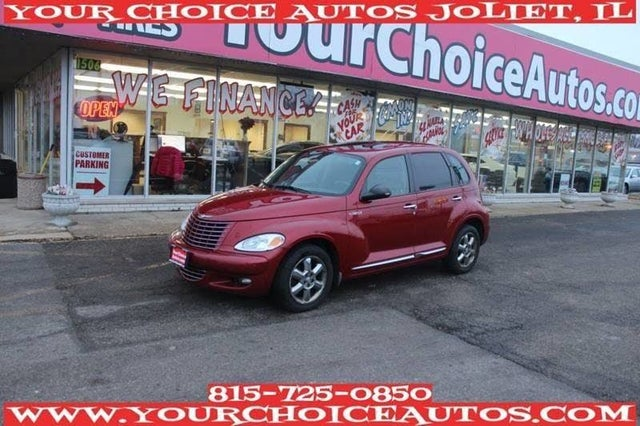 2005 Chrysler PT Cruiser Limited Turbo Wagon FWD