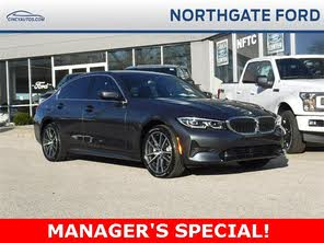 Used Bmw 3 Series For Sale >> 2019 Bmw 3 Series 330i Xdrive Sedan Awd