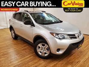 Toyota Lebanon Pa >> Used Toyota Rav4 For Sale In Lebanon Pa Cargurus