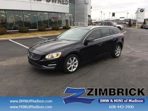 Used Cars For Sale Madison Wi >> Used Volvo V60 For Sale In Madison Wi Cargurus