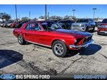 1968 Ford Mustang Coupe RWD
