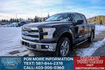 2017 Ford F-150 Lariat SuperCab 4WD