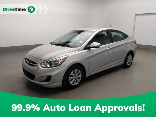2017 Hyundai Accent SE Sedan FWD