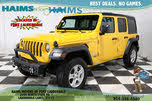 2019 Jeep Wrangler Unlimited Sport S 4WD