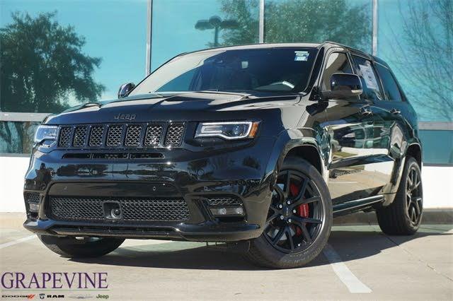 2020 Jeep Grand Cherokee SRT 4WD for Sale in Dallas, TX ...
