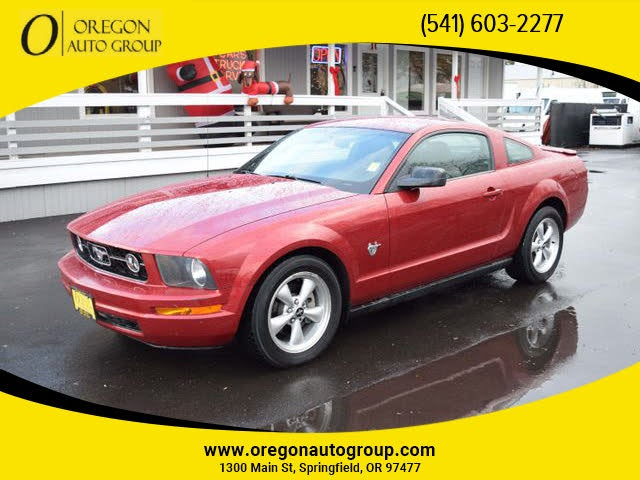 2009 Ford Mustang V6 Premium Coupe RWD