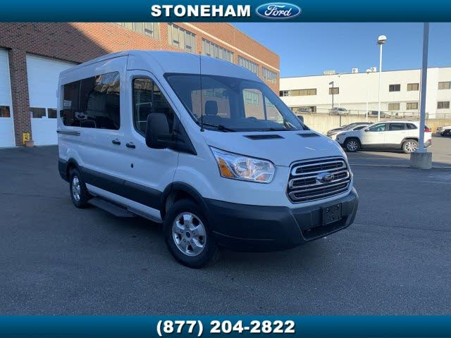 2019 Ford Transit Passenger 150 XLT RWD with Sliding Passenger-Side Door