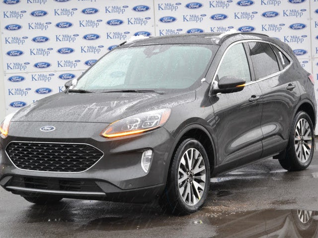 2020 Ford Escape Titanium AWD