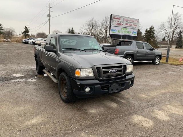 2008 Ford Ranger FX4 Off-Road SuperCab 4Dr