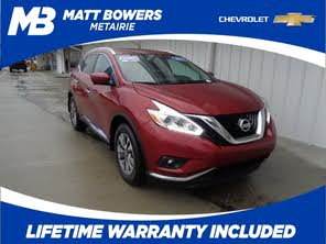 Nissan New Orleans >> Used Nissan Murano For Sale In New Orleans La Cargurus