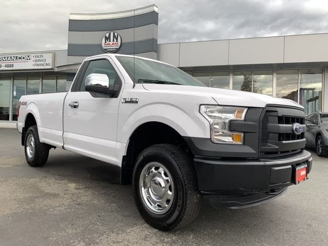 2016 Ford F-150 XLT LB 4WD
