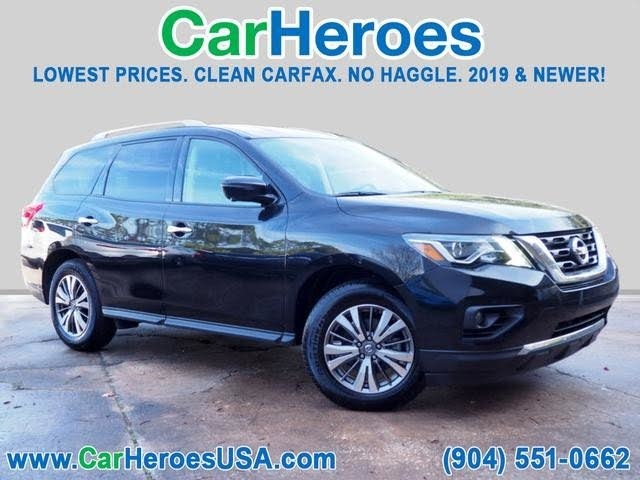 Used 2019 Nissan Pathfinder For Sale With Photos Cargurus