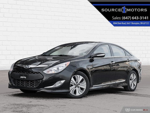 2015 Hyundai Sonata Hybrid Limited FWD with Technology Package