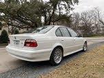 2002 BMW 5 Series 520i