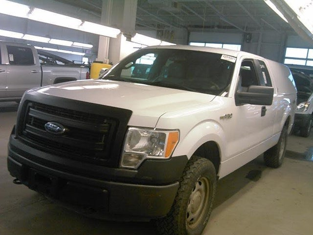 2013 Ford F-150 XL SuperCab 4WD