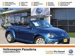 2019 Volkswagen Beetle 2.0T S Convertible FWD
