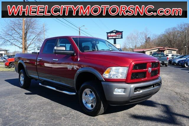 2011 RAM 3500 Big Horn Crew Cab 8 ft. Bed 4WD