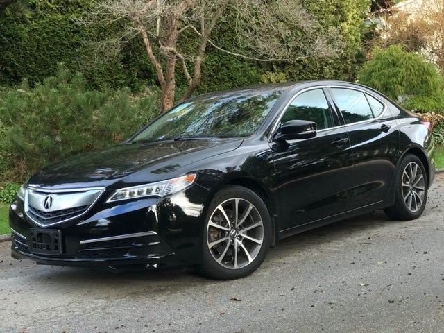 2016 Acura TLX FWD with Technology Package