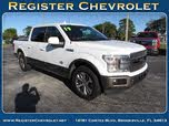 2019 Ford F-150 King Ranch SuperCrew RWD