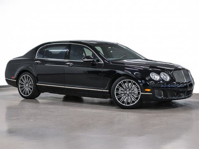 2011 Bentley Continental Flying Spur Speed AWD