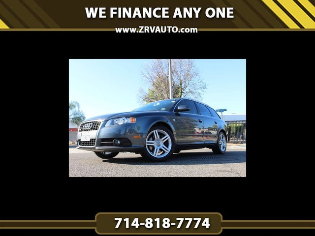 2008 Audi A4 Avant 2.0T quattro Special Edition AWD