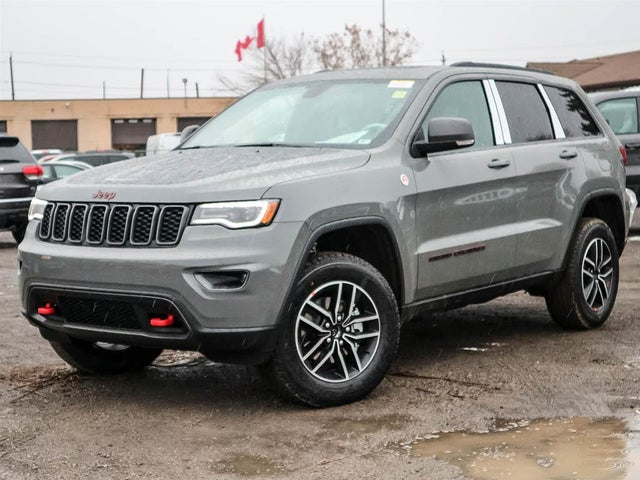 2020 Jeep Grand Cherokee Trailhawk 4WD