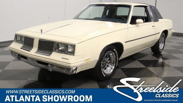 1983 Oldsmobile Cutlass Supreme Coupe RWD