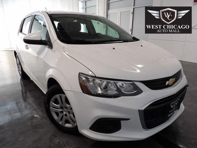 2018 Chevrolet Sonic LT Fleet Hatchback FWD