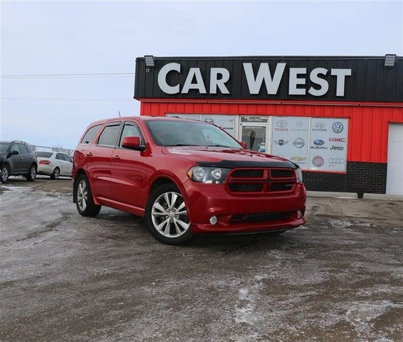 2012 Dodge Durango Heat AWD