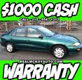 1998 Chevrolet Cavalier Coupe FWD