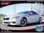 2014 BMW 6 Series 640i Coupe RWD