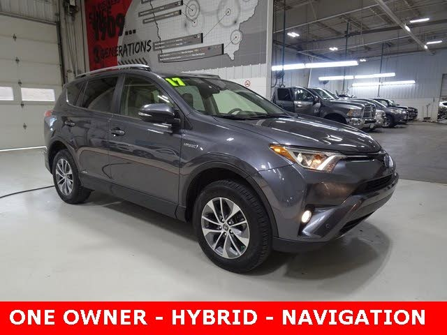 Used 2016 Toyota Rav4 Hybrid For Sale With Photos Cargurus