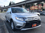 2018 Mitsubishi Outlander ES AWC AWD