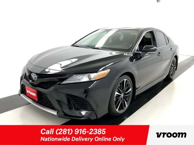 Used Toyota Camry for Sale in Houston, TX - CarGurus