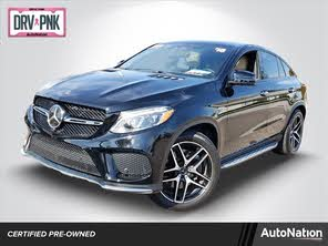 Gle Coupe For Sale >> 2018 Mercedes Benz Gle Class Gle Amg 43 4matic Coupe