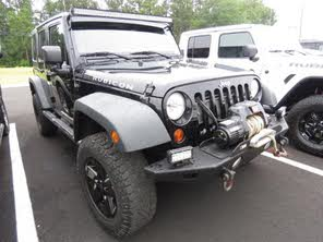 Buy Jeep Wrangler >> 2012 Jeep Wrangler Unlimited Rubicon 4wd