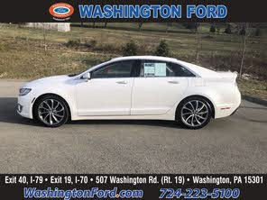 Washington Ford Pa >> 2017 Lincoln Continental Reserve Awd