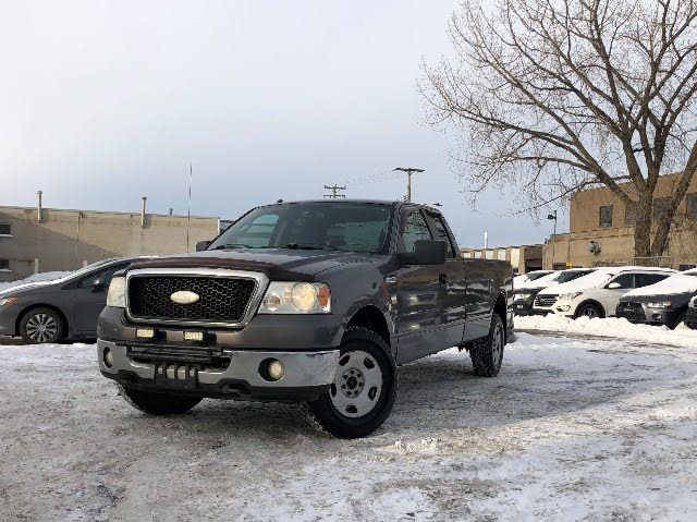 2008 Ford F-150 XL SuperCab LB 4WD