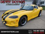 2001 Dodge Viper GTS Coupe RWD