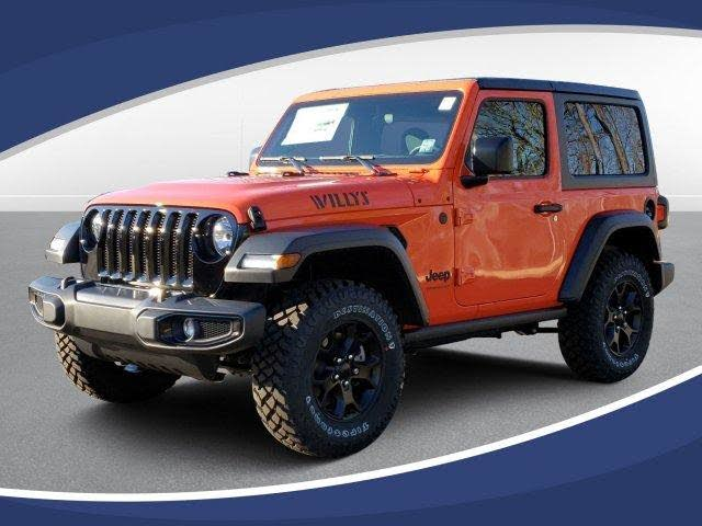 2020 Jeep Wrangler Willys Sport 4WD