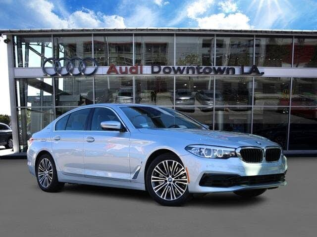 2019 BMW 5 Series 530e iPerformance Sedan RWD
