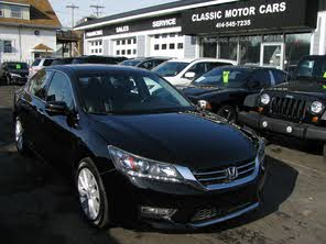 Honda Accord 2013 For Sale >> 2013 Honda Accord Ex L V6
